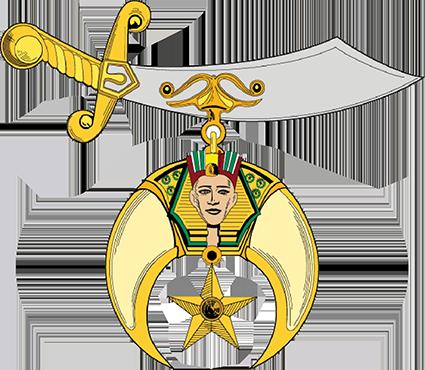 Aladdin Shrine Logo